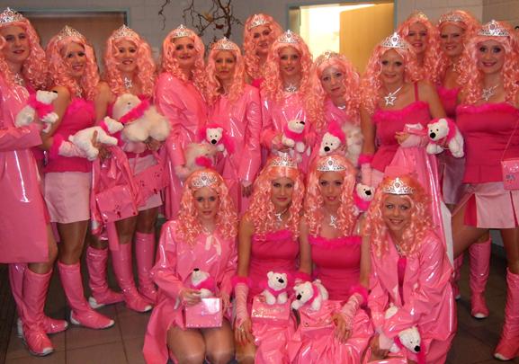 Showdancer Elmenhorster Karneval